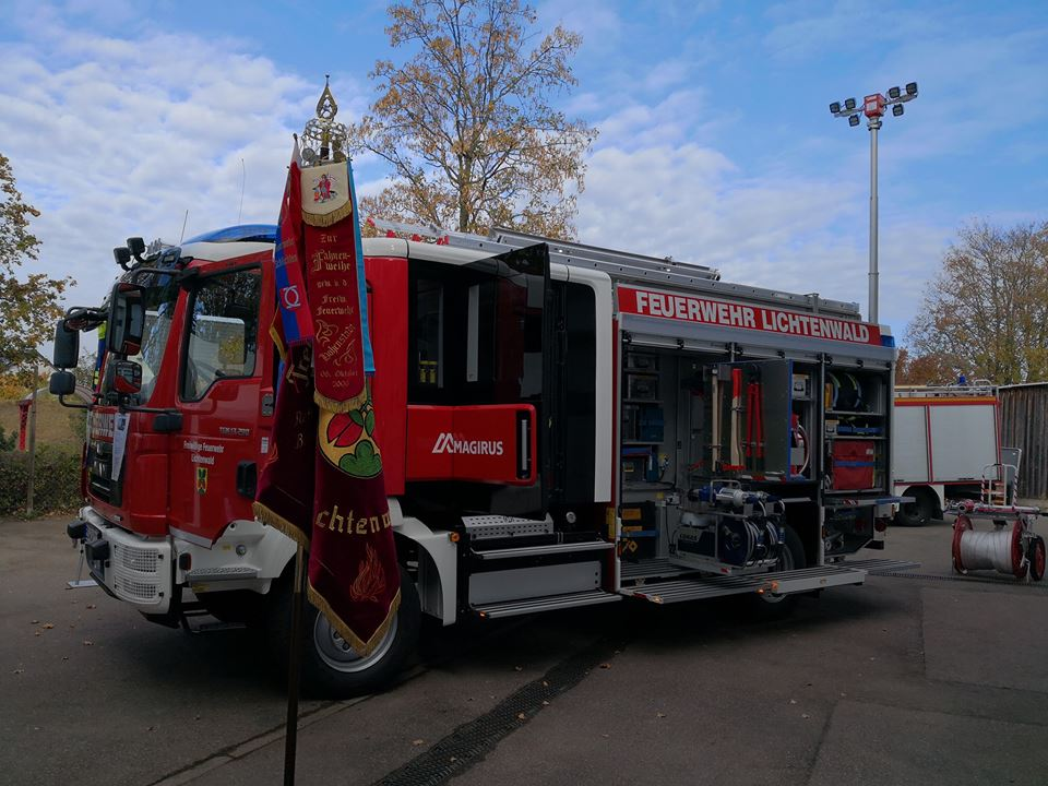 Feuerwehr Lichtenwald