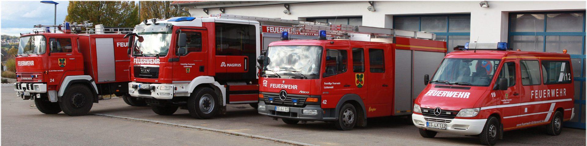 Freiwillige Feuerwehr Lichtenwald